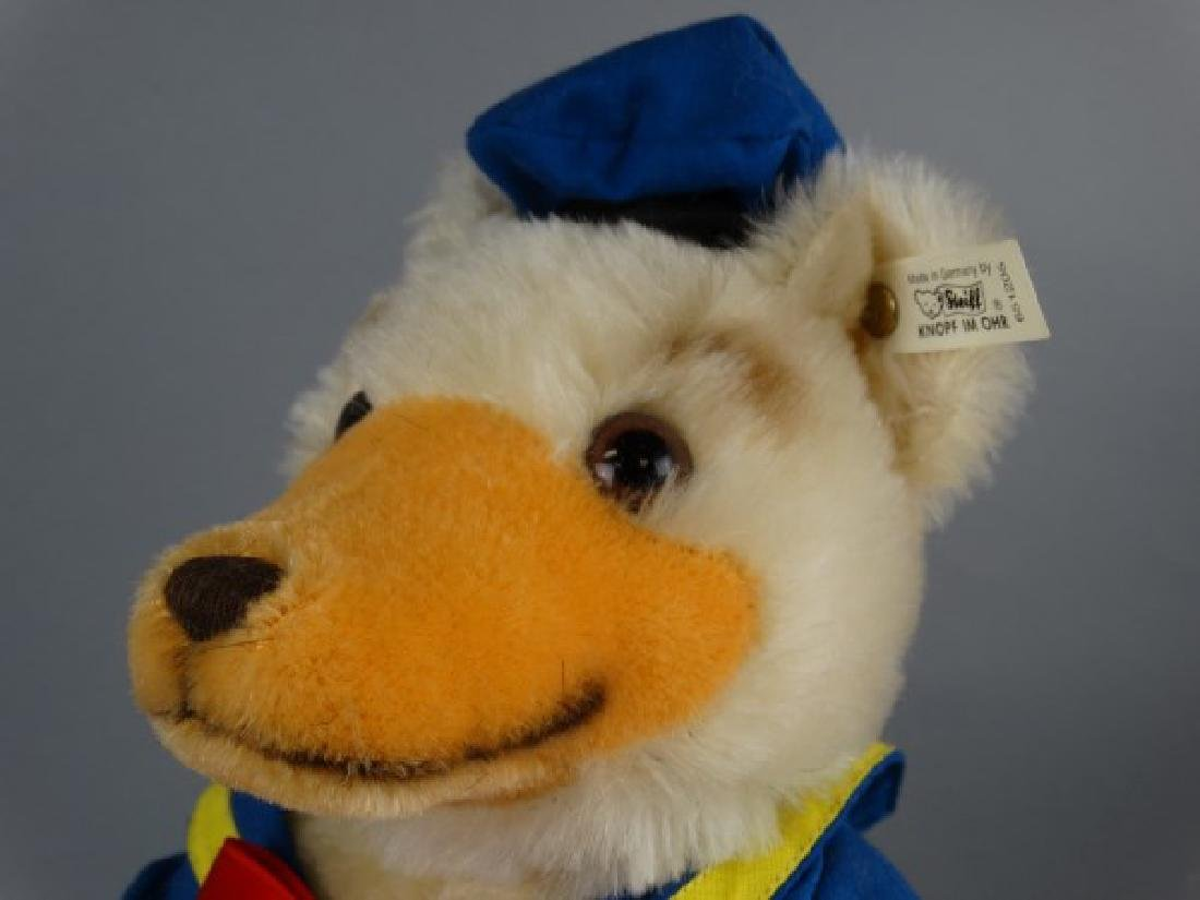 Steiff Specal Edition Donald Duck from 1993 Conv. - 4