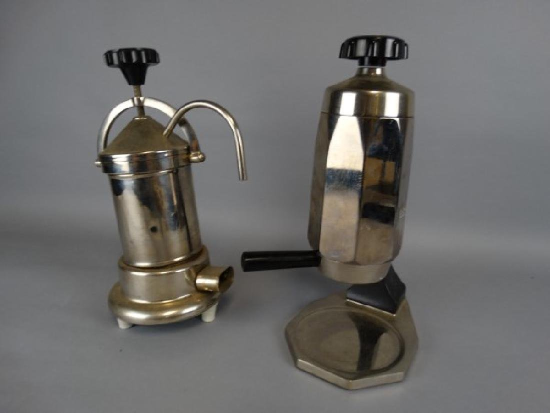 Lot of 2 Vintage Percolators - 2