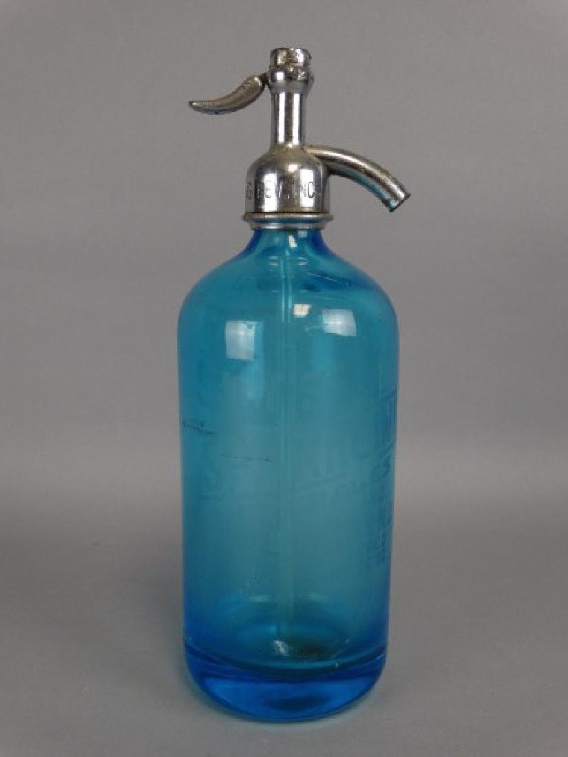 Shy's Sparkling Beverage Bottle