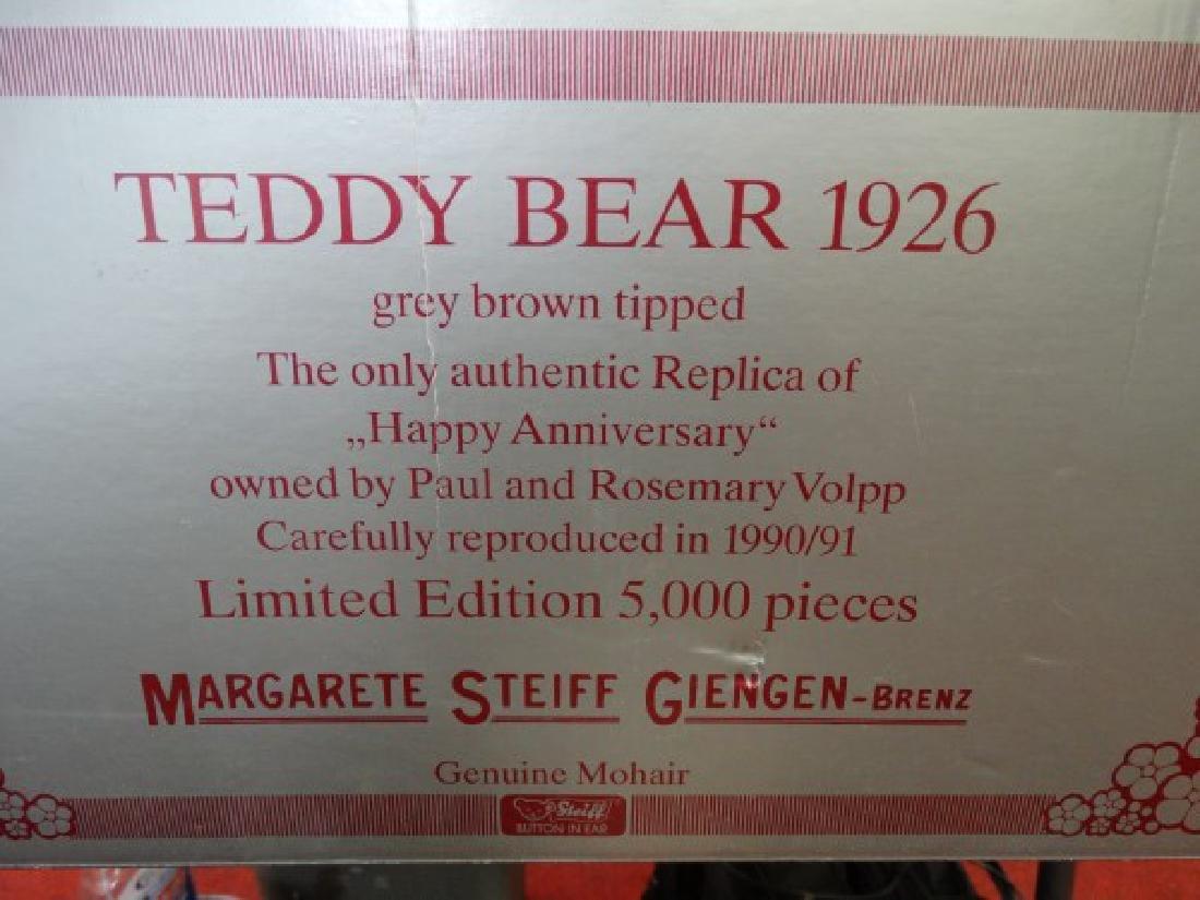 Steiff Teddy Bear 1926 - 4