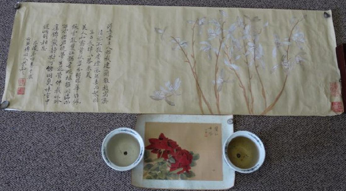Chinese Painting & Chinese Print