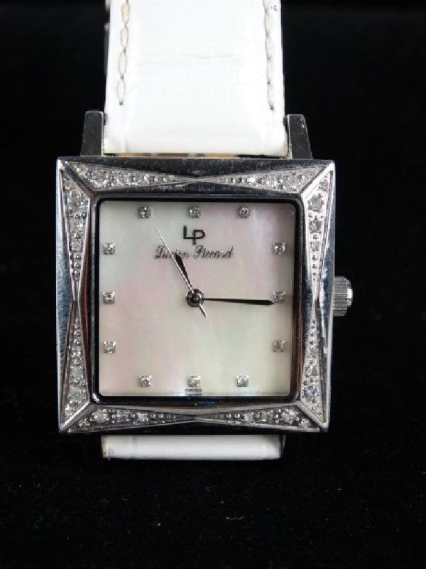 Ladies Lucien Piccard Swiss Quartz Watch