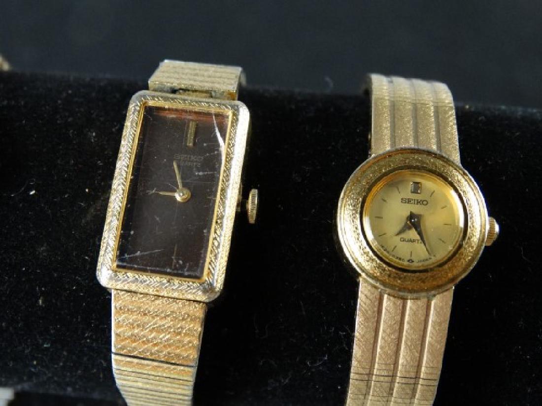 Lot of 4 Vintage Seiko Ladies Watches - 3