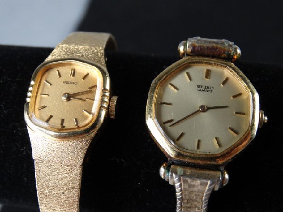 Lot of 4 Vintage Seiko Ladies Watches - 4