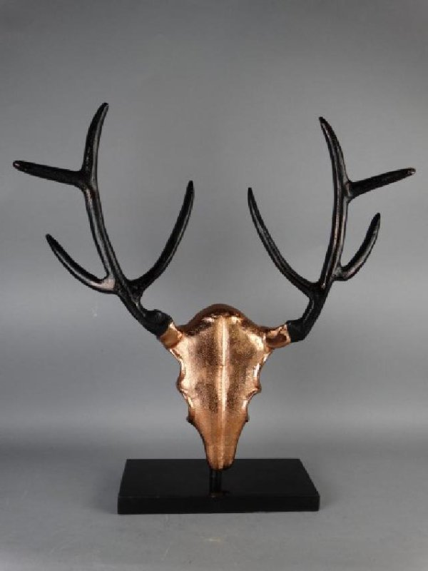 Metal Art Sculpture - Deer