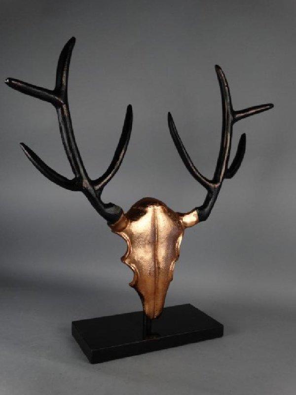 Metal Art Sculpture - Deer - 4