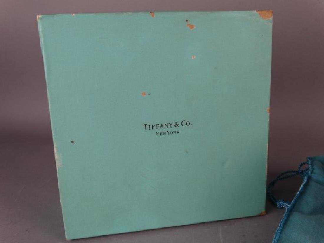 Tiffany & Co. Sterling Silver Bowl w/ Bag & Box - 3