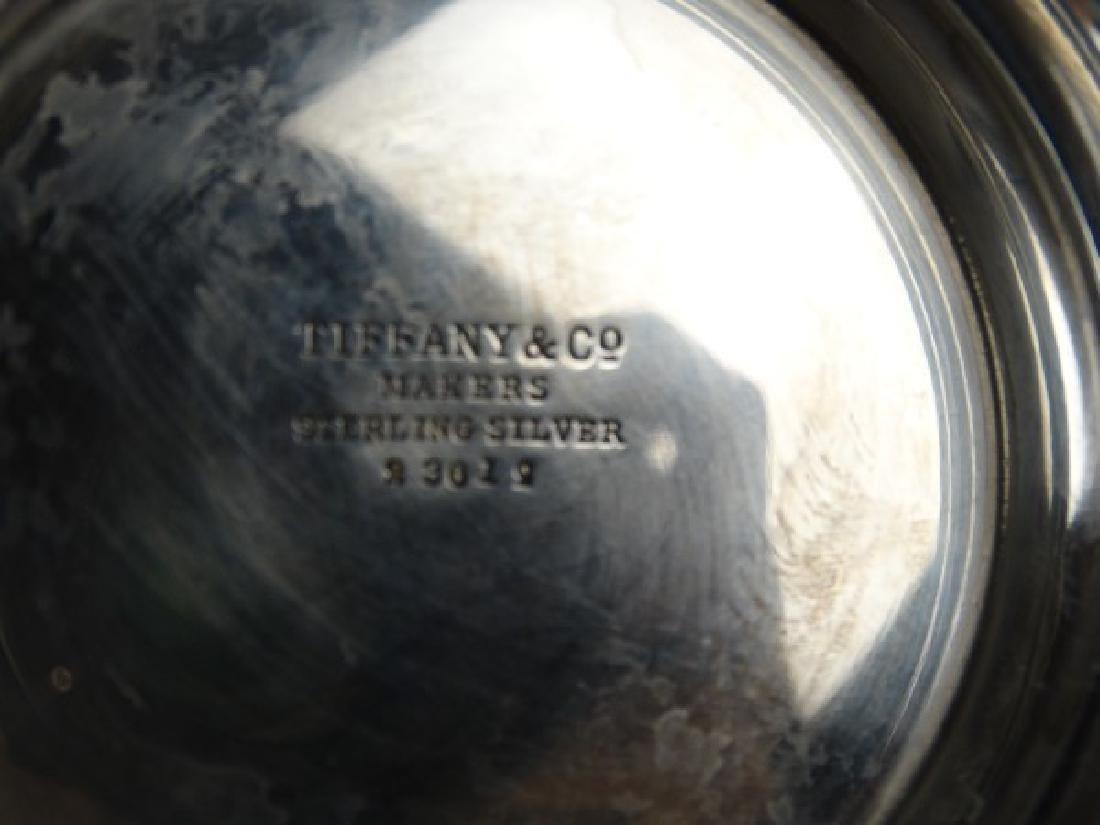 Tiffany & Co. Sterling Silver Bowl w/ Bag & Box - 6