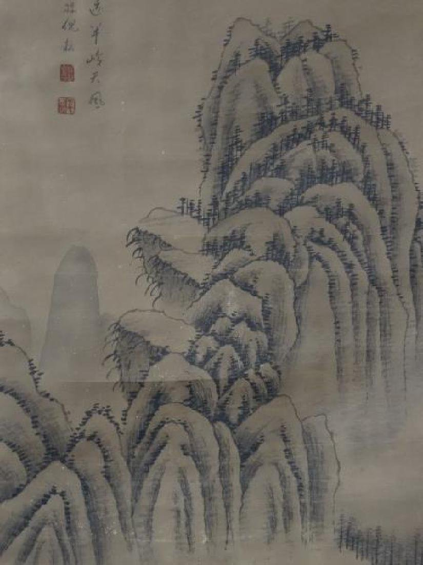 Chinese Scroll Painting - Landscape - 4