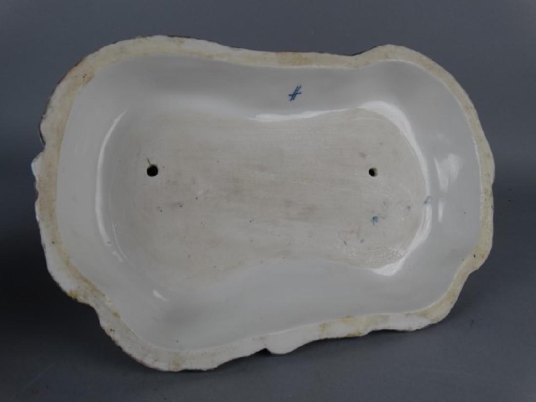 Sitzendorf Porcelain Figural Group - 7