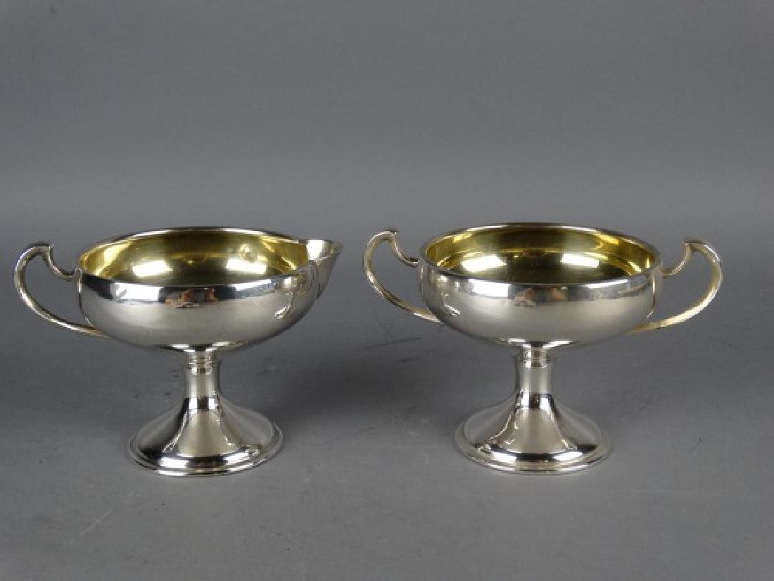 Sterling Silver Cream & Sugar Set