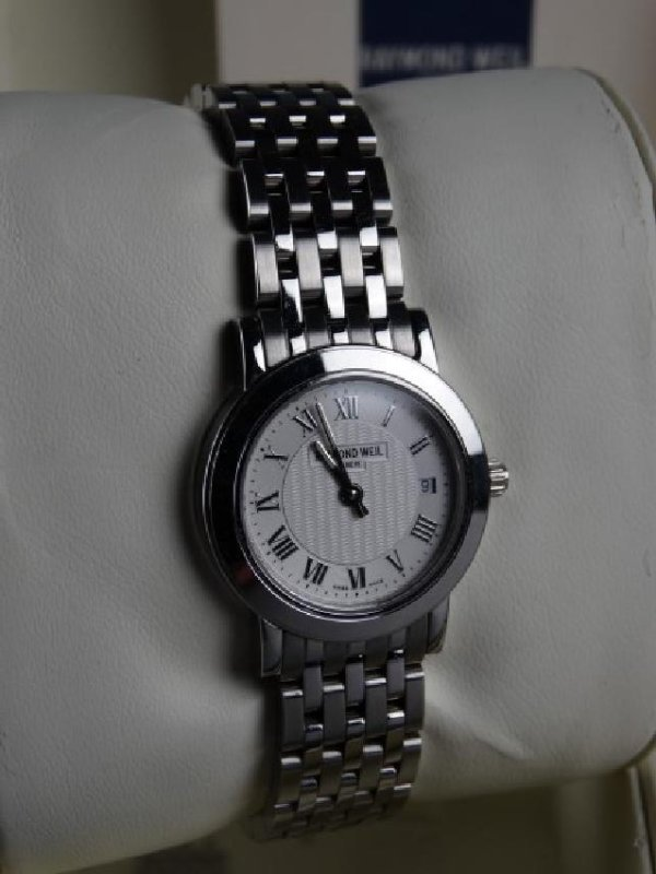 Ladies Raymond Weil 'Toccata' Swiss Watch - 2