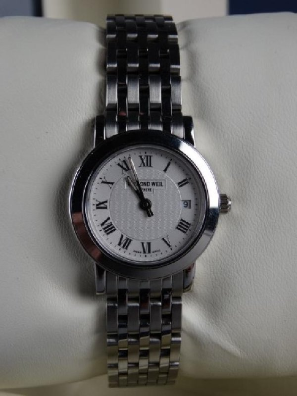 Ladies Raymond Weil 'Toccata' Swiss Watch - 3