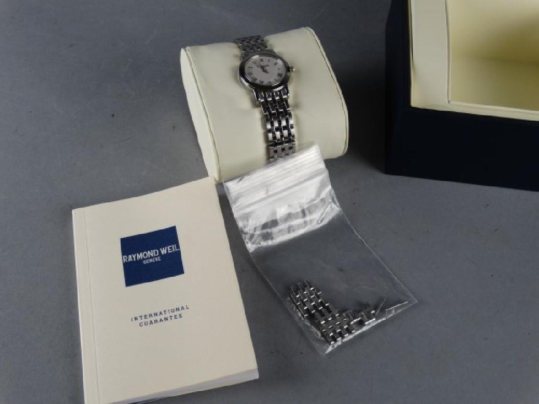 Ladies Raymond Weil 'Toccata' Swiss Watch - 4