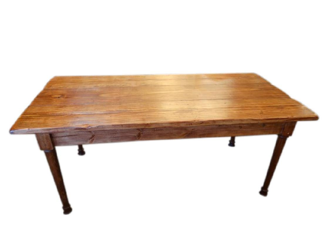 Handmade French Country Table