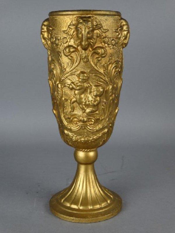 Vintage Peltrato 90% Decorative Vase