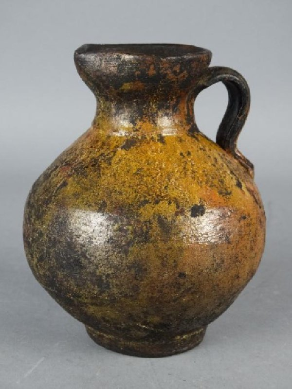 Archaic Pottery Pitcher