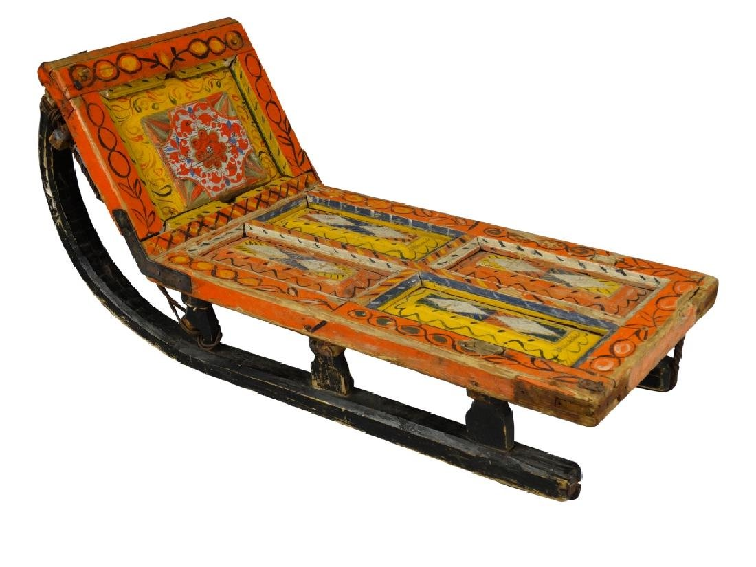 Antique Russian Sled