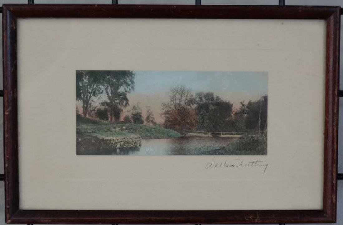 WALLACE NUTTING - Hand Tinted Prints