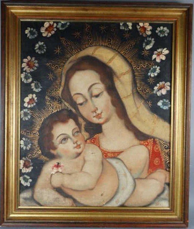 19c. Icon Painting