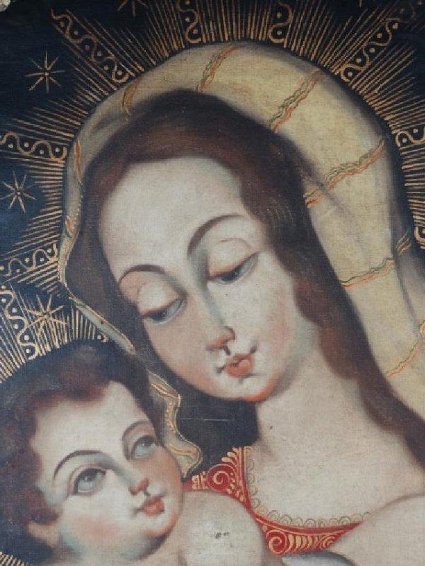 19c. Icon Painting - 3