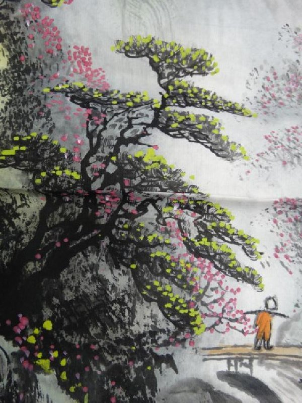 Chinese Watercolor Painting - 5