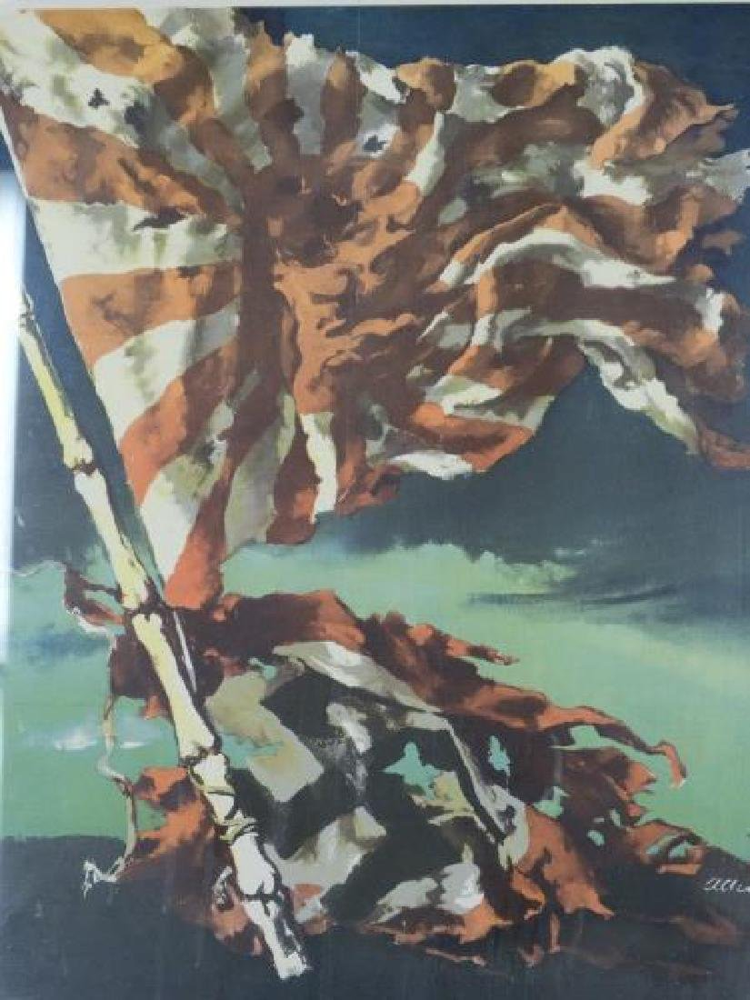 Original U.S. World War II Poster - 3