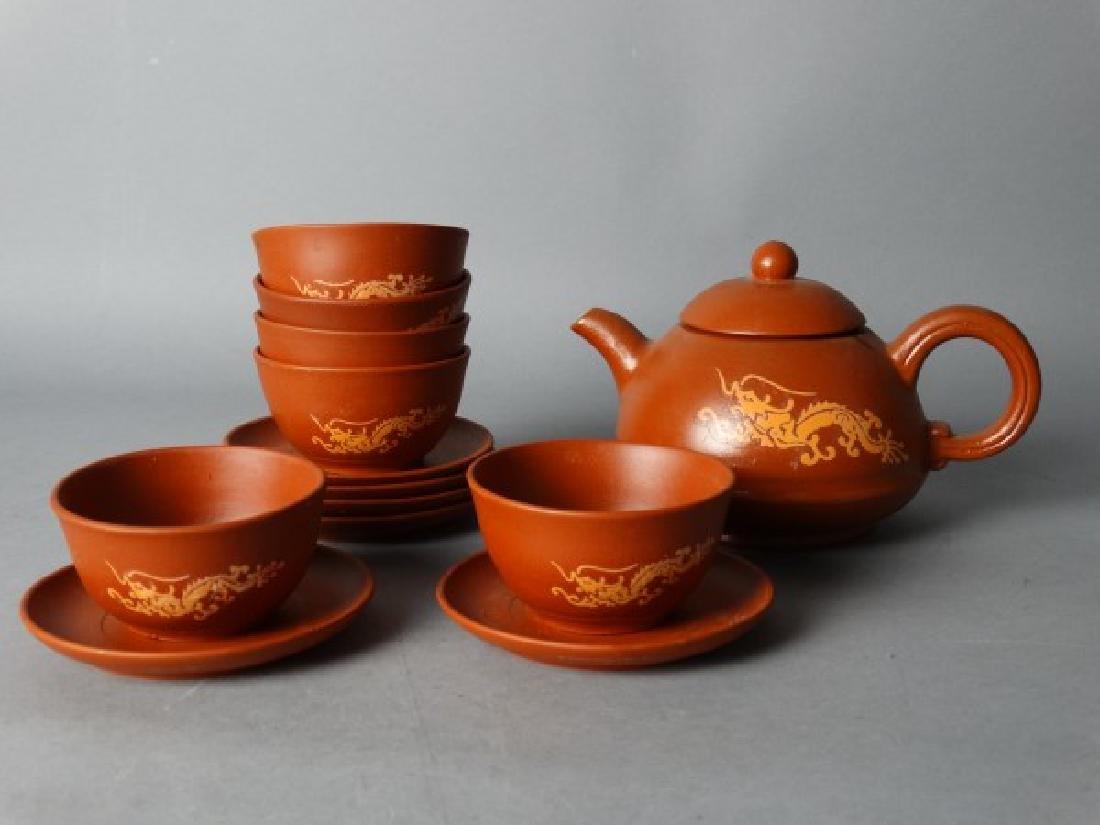 Yixing Tea Set