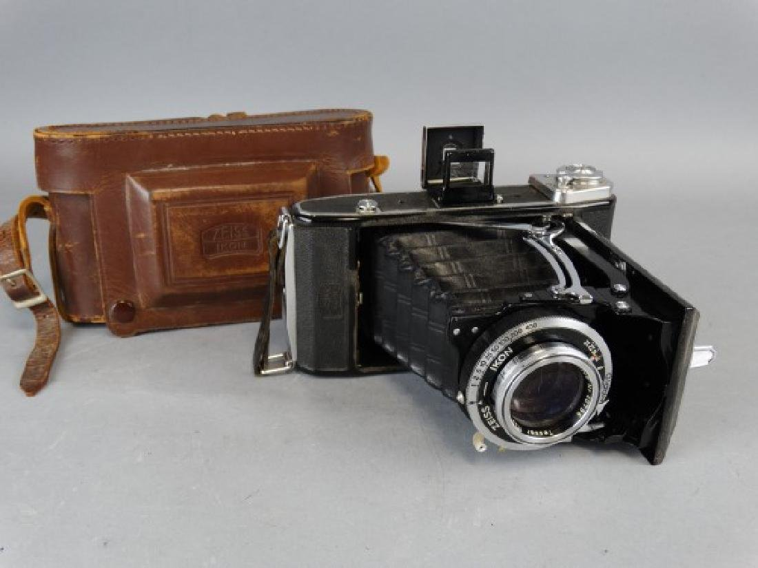 Zeiss Ikon Compur Rapid Folding Camera