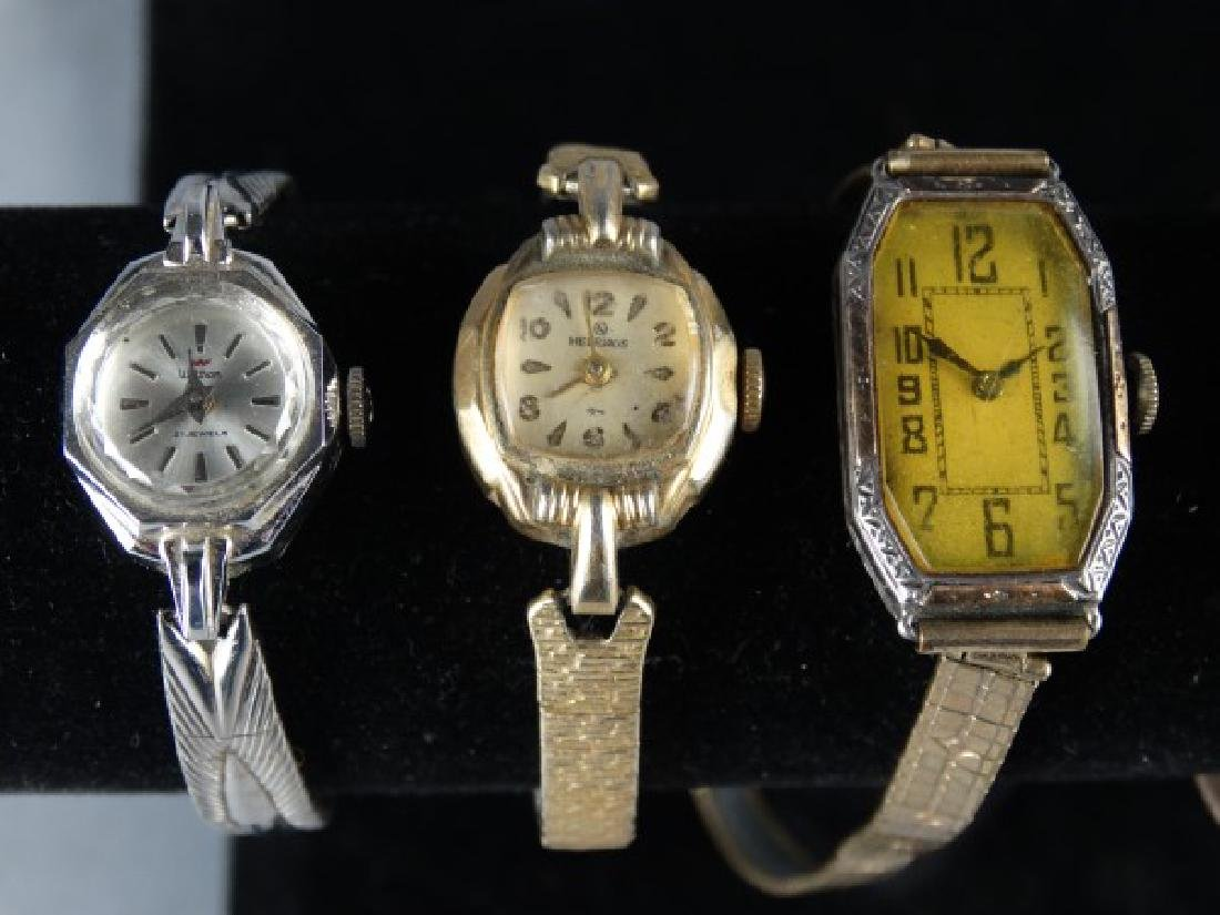 Lot of 7 Ladies Vintage Wristwatches - 2