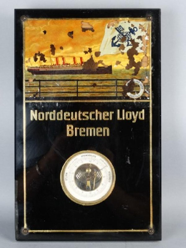 Norddeutscher Lloyd Bremen Barometer