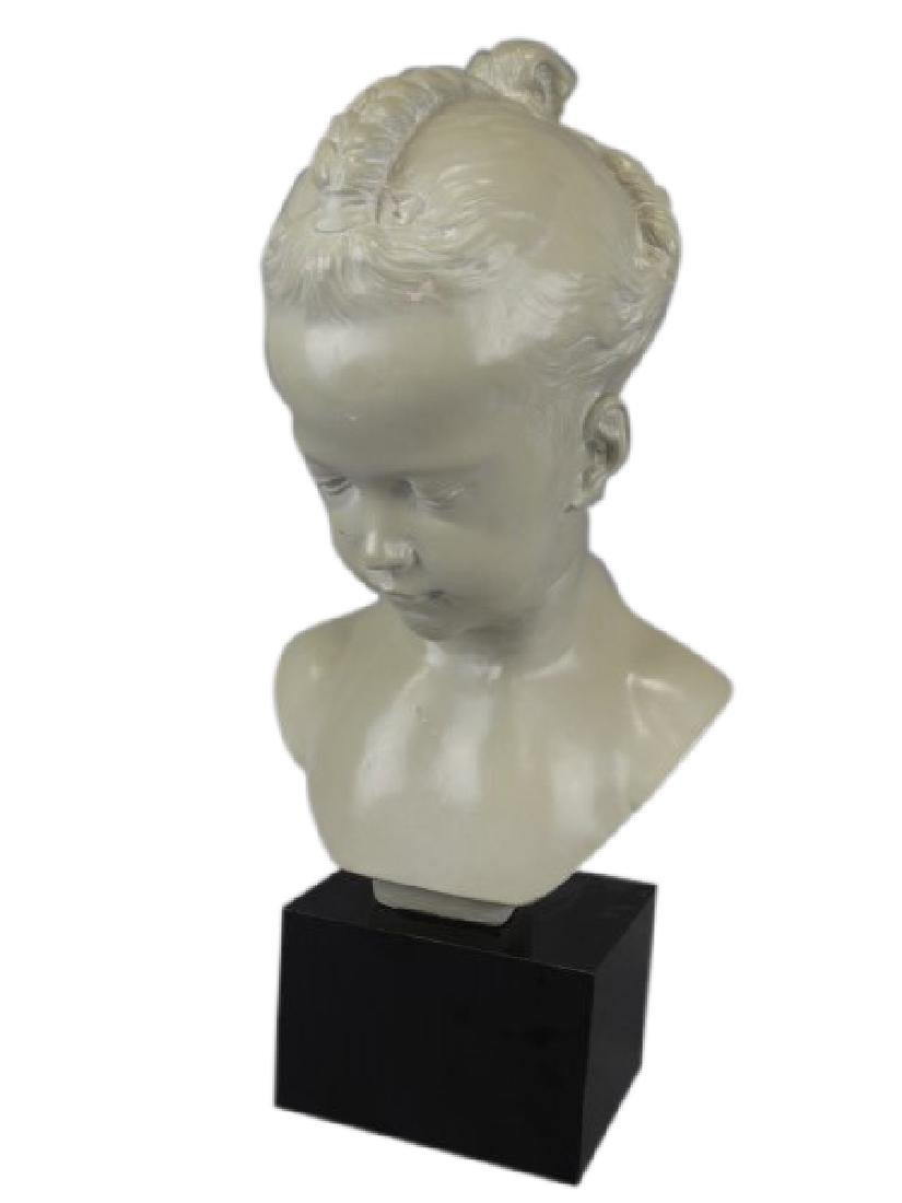 Rare Austin Sculpture of Girl