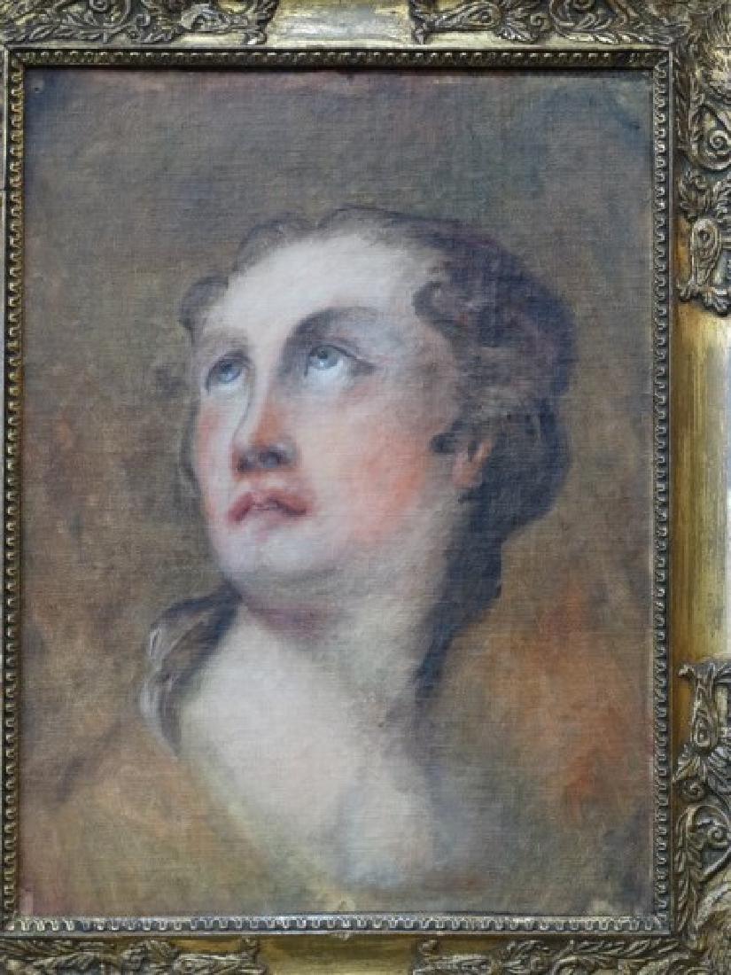 Oil on Board Painting - Roman - 2