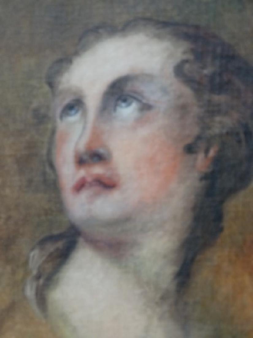 Oil on Board Painting - Roman - 3