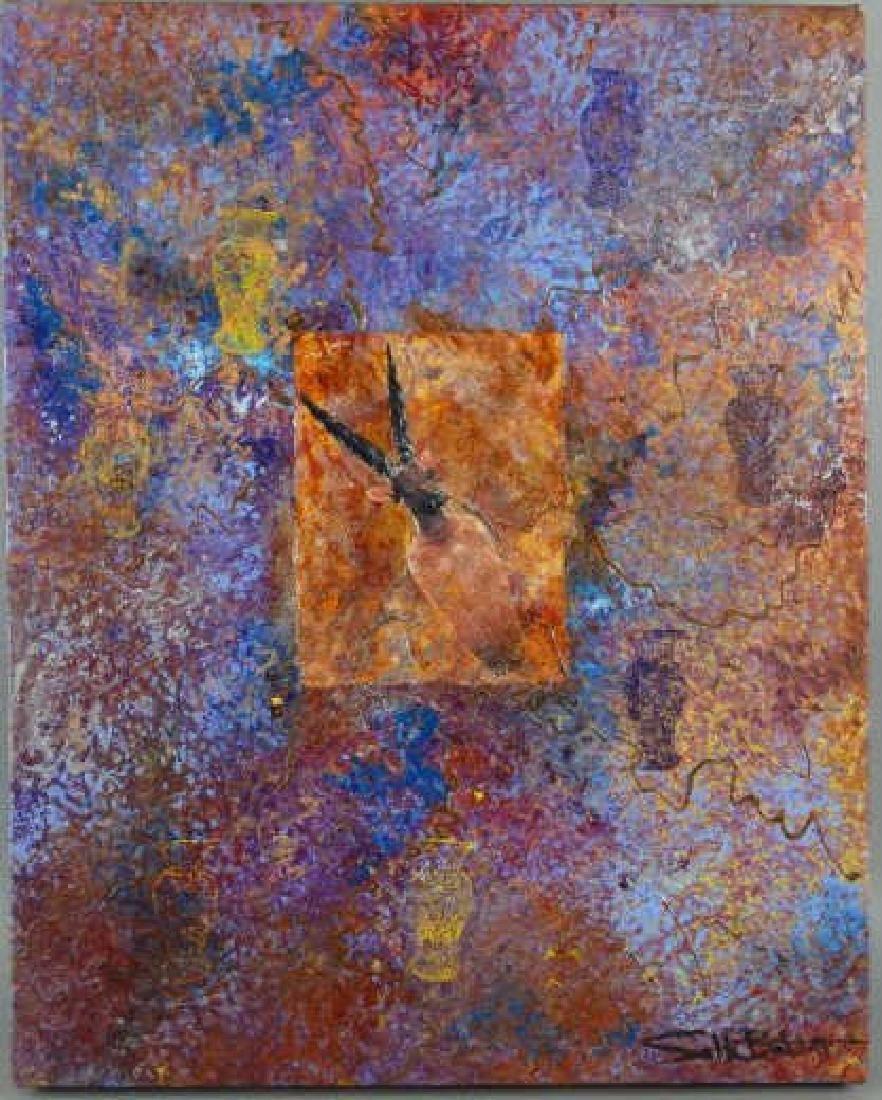 SALLI BABBIT - Abstract Painting
