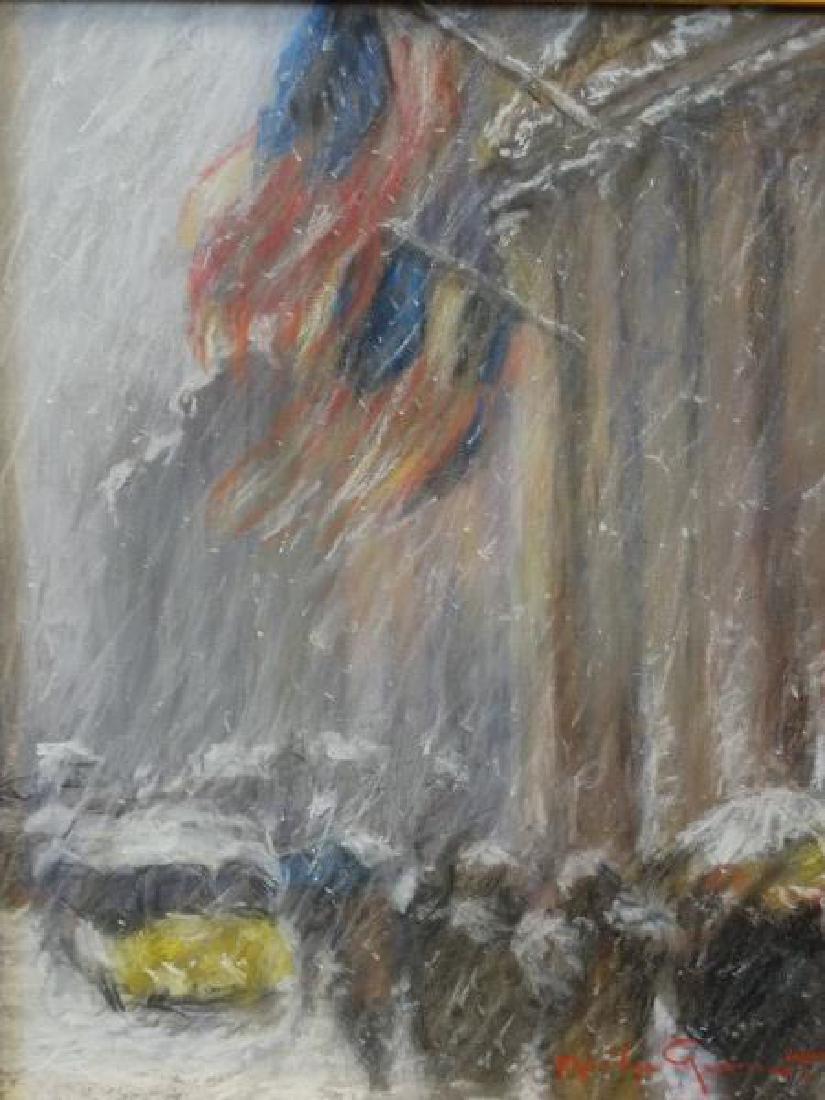 MARILYN GUERINOT : Oil on Canvas - 2