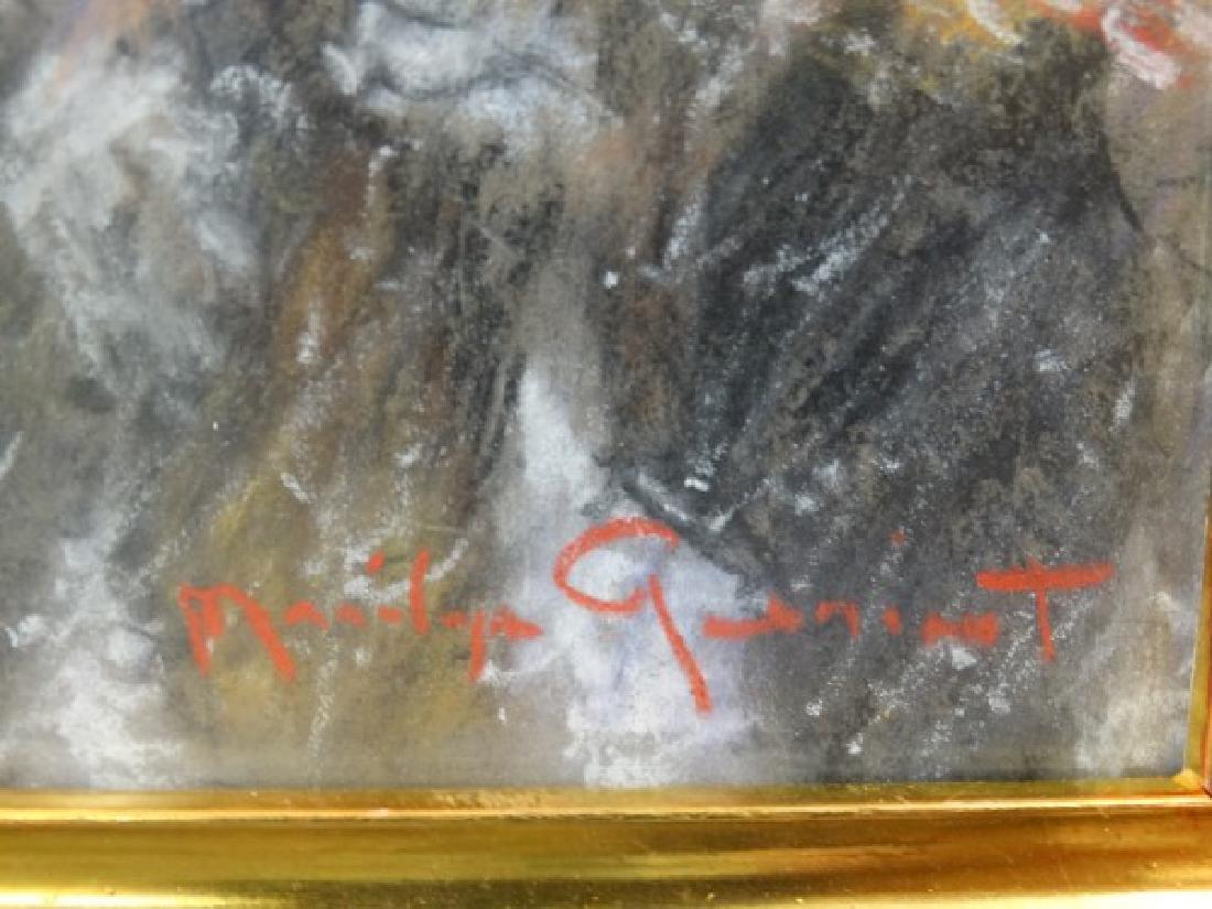 MARILYN GUERINOT : Oil on Canvas - 4