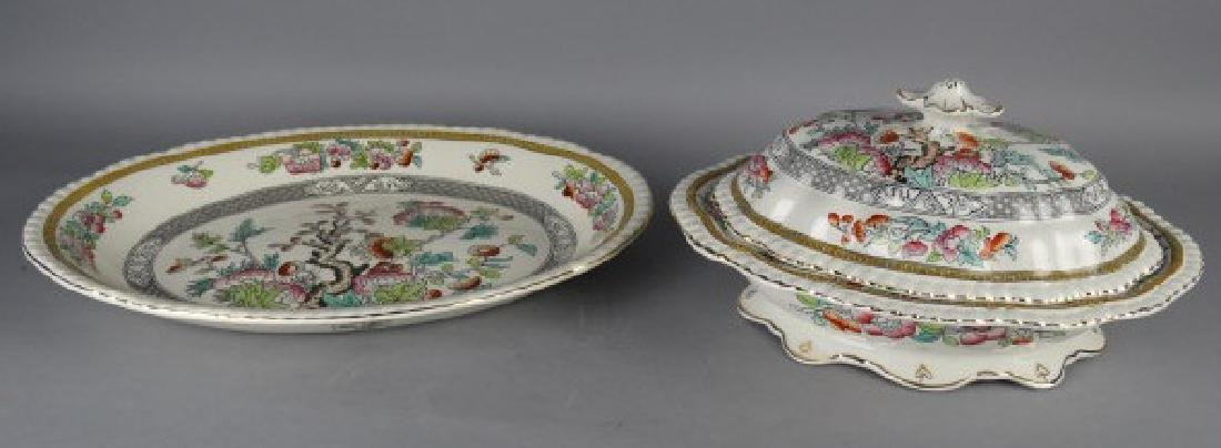 Adams China - Indian Tree Serving Pieces