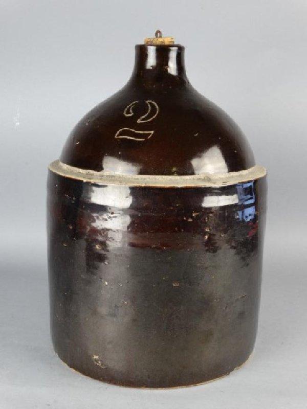 Large #2 Stoneware Crock