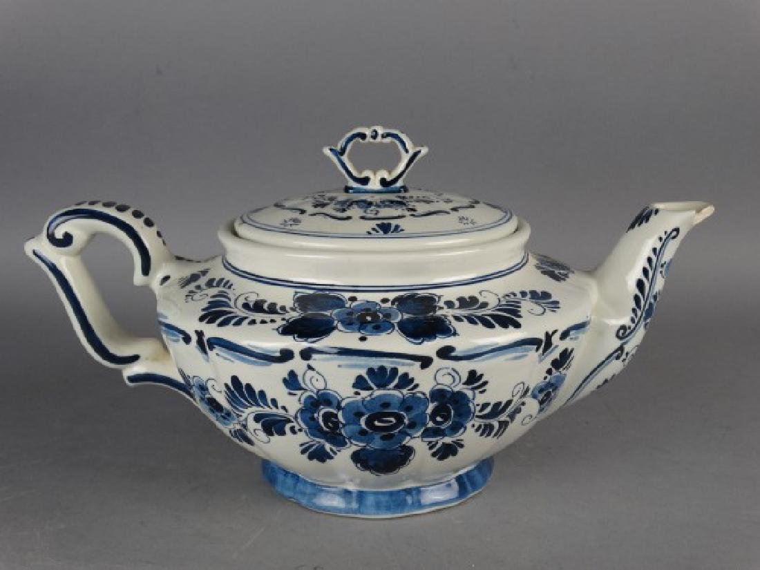 Delft Blue Pitcher