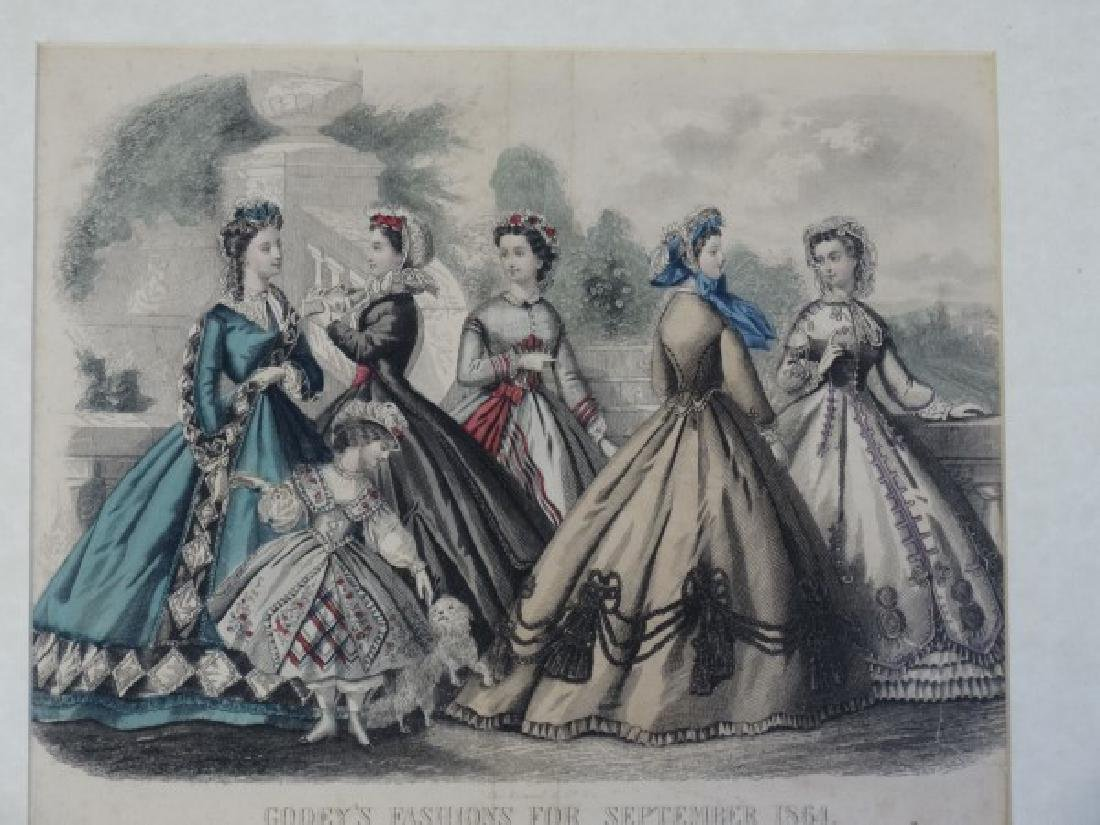 19c. Hand Colored Lithograph