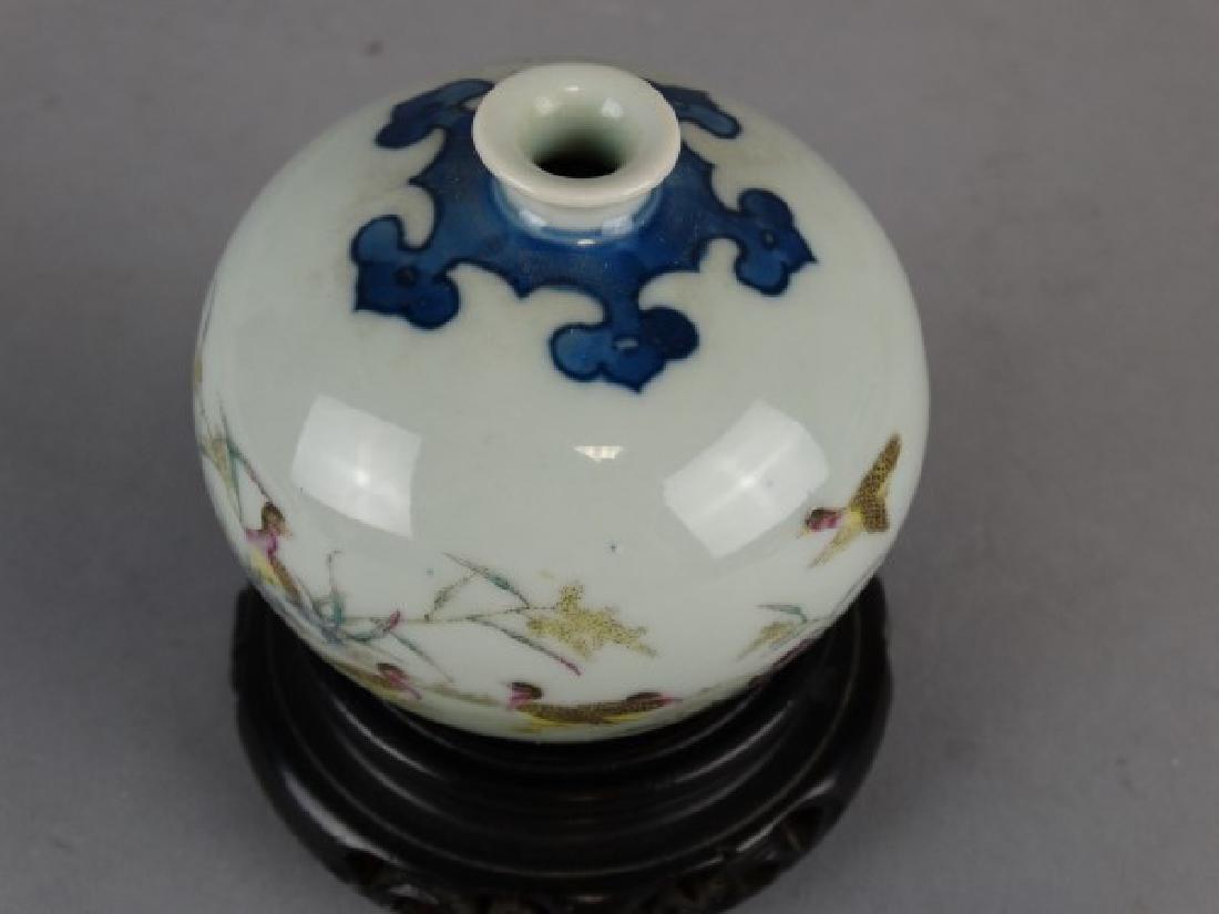Chinese Waterpot - 3