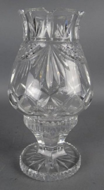 Waterford Crystal Penrose Hurricane Lamp