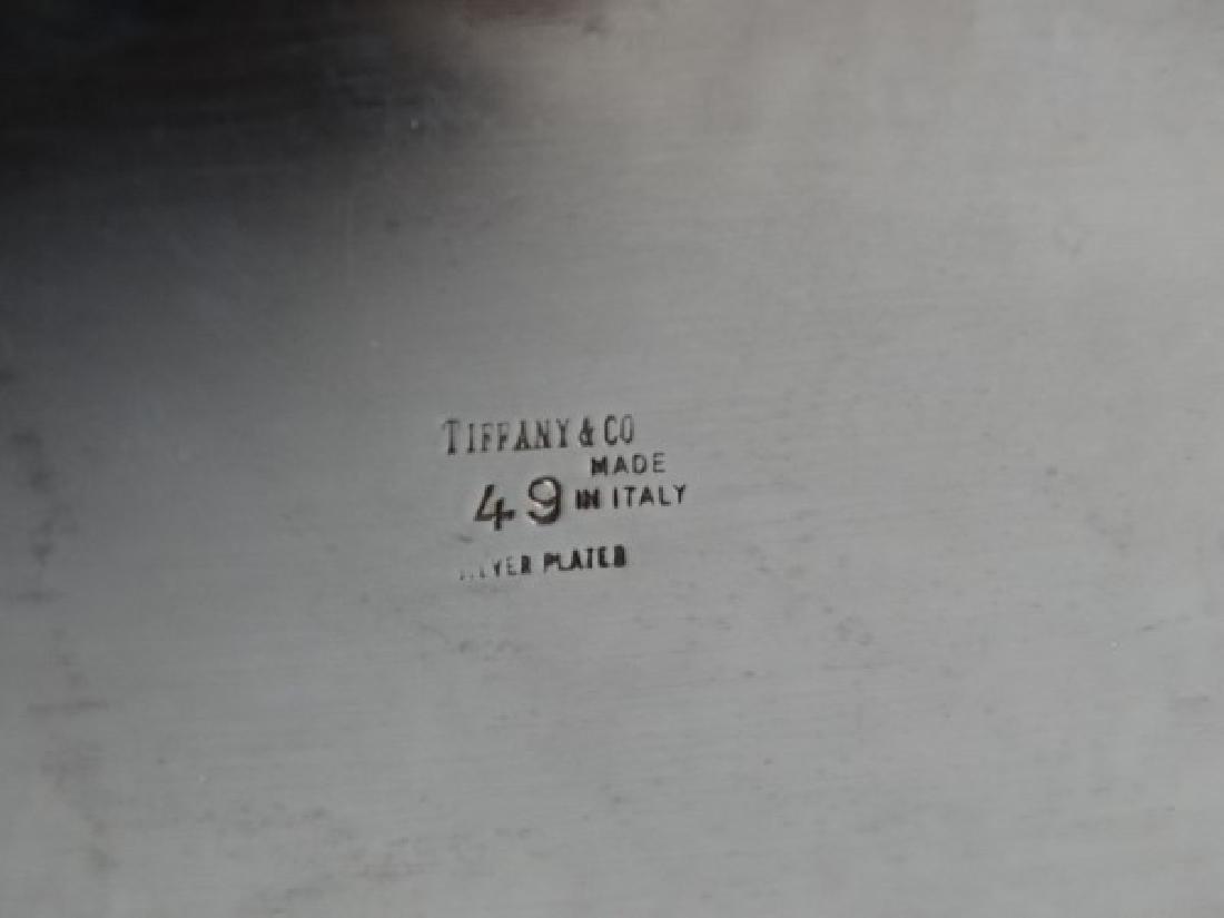 Tiffany & Co Silverplate Cigarette Box - 4