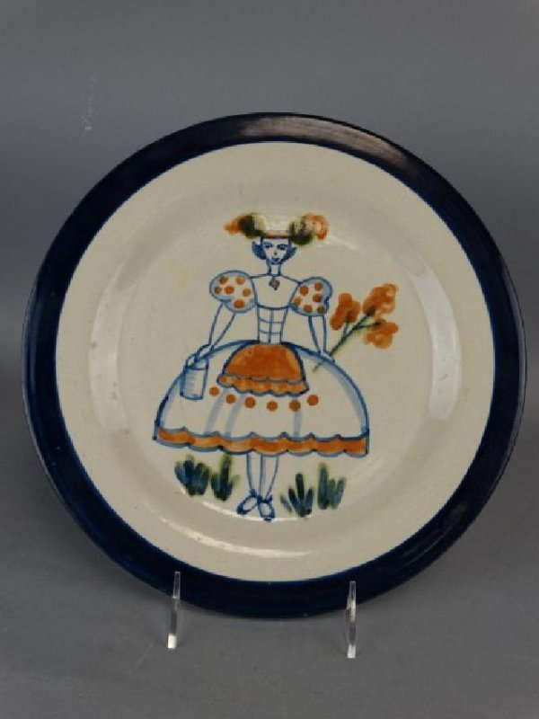 John Taylor Ceramics Plate
