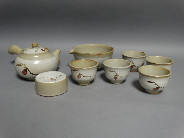 8 pc. Japanese Tea Set