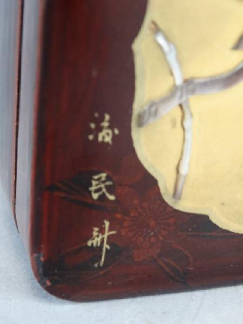 Japanese Shibayama Box - 5