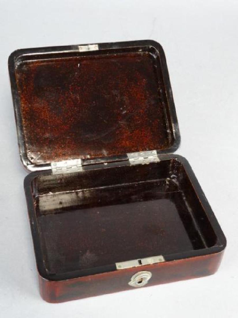 Japanese Shibayama Box - 6