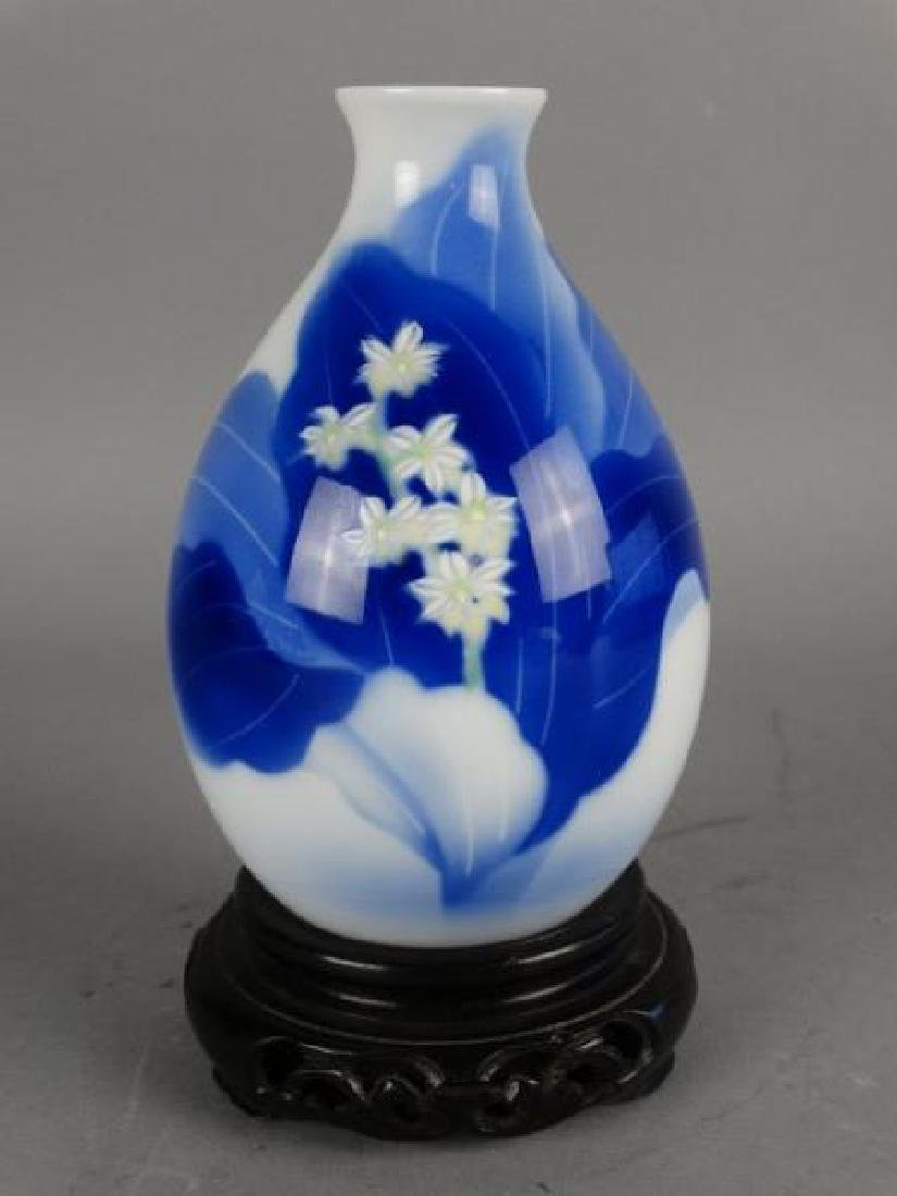 Fukugawa Japanese Vase