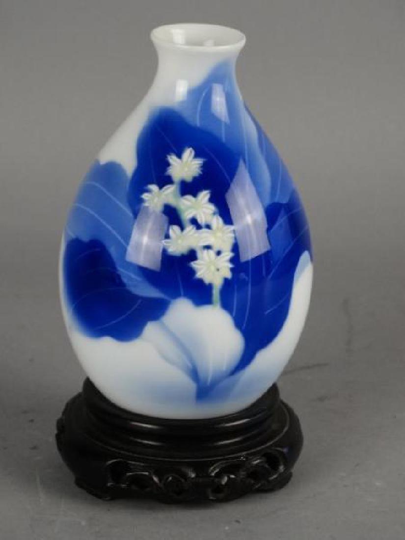 Fukugawa Japanese Vase - 2
